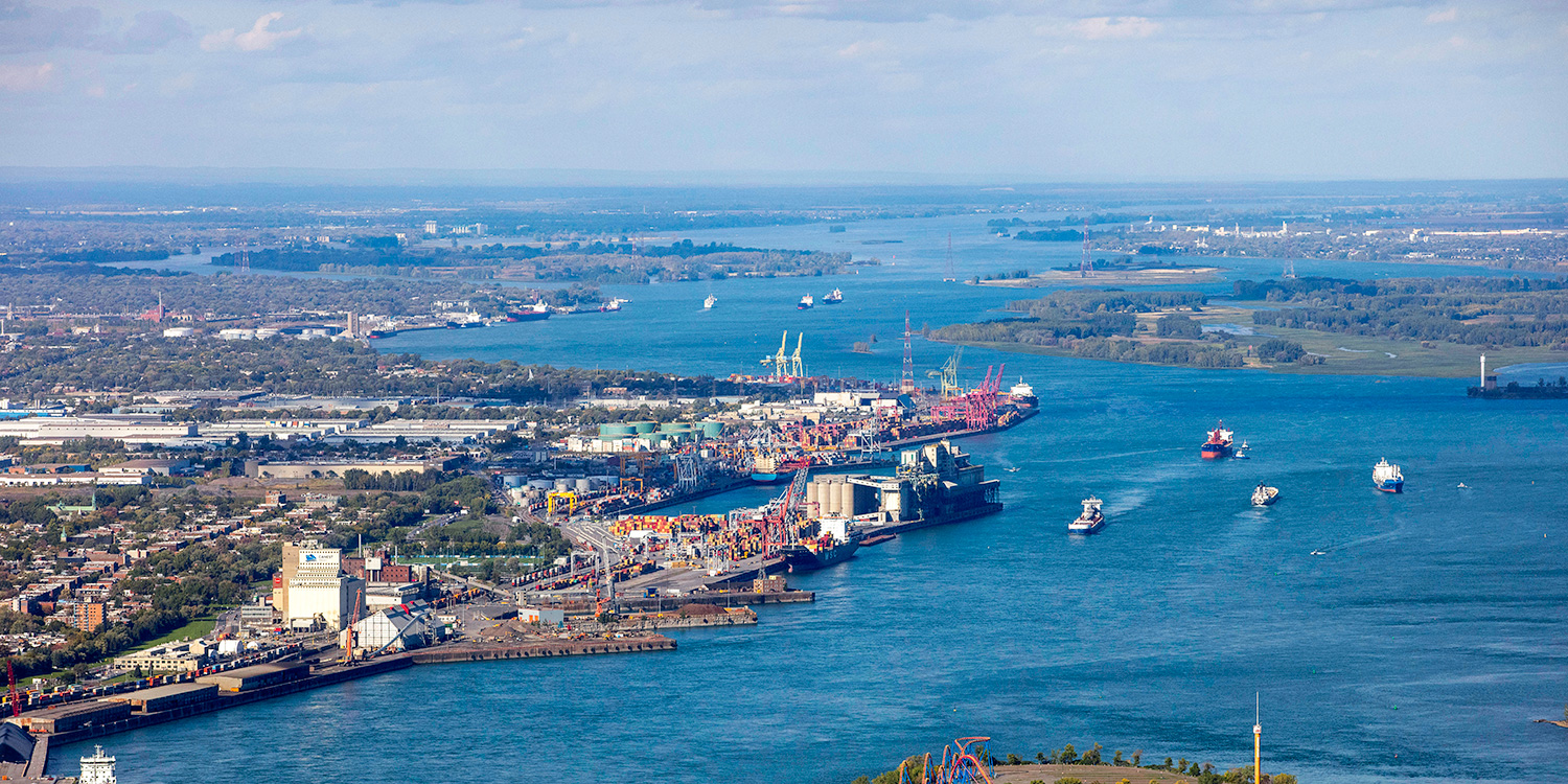 St. Lawrence Seaway Review